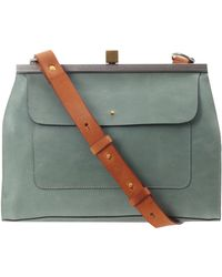 Ally Capellino Leather Frame Bag - Lyst