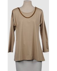Charlott Long Sleeve T-Shirt - Lyst