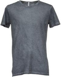 Gazzarrini - Short Sleeve Tshirt - Lyst