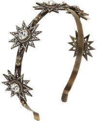 Babe - Matisse Stars Collection Headband - Lyst