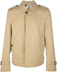 Burberry Harrington Jacket - Lyst