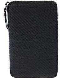 Jean Rousseau - Alligator Leather Zipped Wallet - Lyst