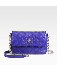 Marc Jacobs The Single Quilted Shoulder Bag - Lyst