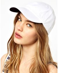 Fred Perry - Pique Cap - Lyst