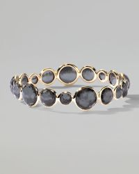 Ippolita - Round Hematite Lollipop Bangle - Lyst