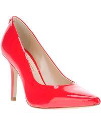 Jorge Bischoff Patent Pump - Red