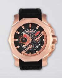 Orefici Watches | Gladiatore Chronograph Watch | Lyst