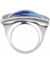 Masini - Vanita' - Blue Murano Glass Ring - Lyst