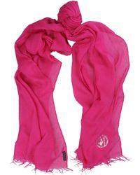Armani Jeans Stole - Pink
