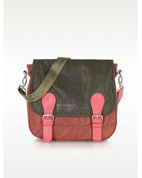 Bensimon - Pulse Line Small Nylon Messenger Bag - Lyst