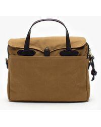 Filson Original Briefcase Tan - Lyst