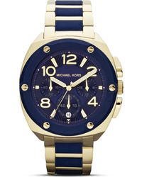 Michael Kors Tribeca Watch  - Lyst
