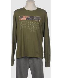 Polo Ralph Lauren   Long Sleeve T-shirt   Lyst