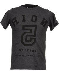 5preview Short Sleeve T-shirt - Grey