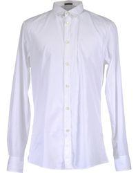 Bottega Veneta Long Sleeve Shirt - White