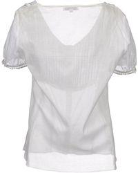 Cora De Adamich - Short Sleeve Shirt - Lyst
