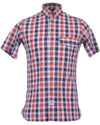 Garbstore Short Sleeve Shirts - Lyst