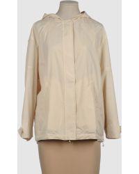 Krizia Jeans - Mid-length Jacket - Lyst