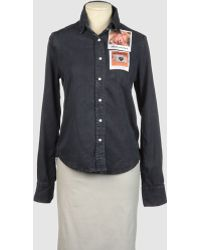 My Lovely Jean - Denim Shirt - Lyst