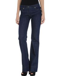See By Chloé Denim Trousers - Blue