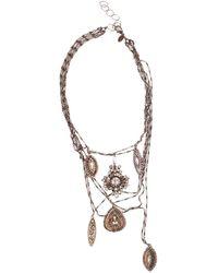 Erickson Beamon Chain Gang Necklace - Lyst