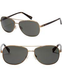 fossil sunglasses y2sj  fossil 'harrison' polarized sunglasses