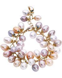 Tamara Comolli - Pastel Freshwater Pearl Bracelet - Lyst