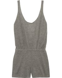 Madeleine Thompson | Cashmere Playsuit | Lyst