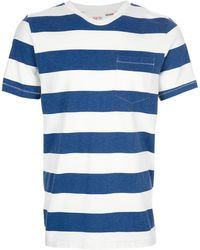 M.nii Mainland Striped Tshirt - Lyst