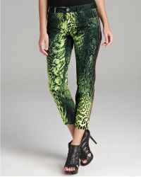 Elie Tahari Farrell Jeans - Green