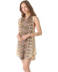 Tallow Mystere Dress - Natural
