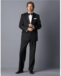 Lauren by Ralph Lauren Black  Tuxedo Suit - Lyst