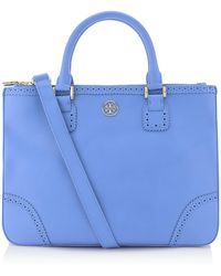 Tory Burch Robinson Spectator Double Zip Tote - Lyst