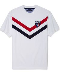 Tommy Hilfiger Short Sleeve Spence Crew Neck Tshirt - Lyst