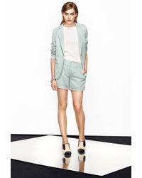 Karen Millen Tailored Shorts - Lyst
