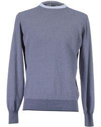Alain - Crewneck Sweater - Lyst