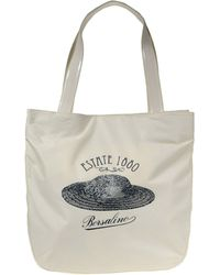Borsalino - Large Fabric Bag - Lyst