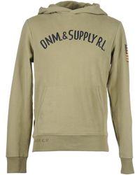 Denim & Supply Ralph Lauren Hooded Sweatshirts - Lyst