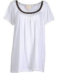 DKNY Short Sleeve T - Lyst