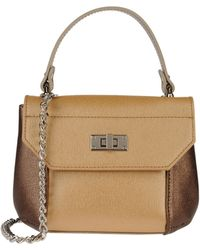 Enrico Fantini Small Leather Bag - Lyst