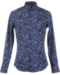 Gianfranco Ferré - Long Sleeve Shirts - Lyst