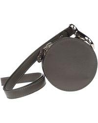 Jil Sander Navy Coin Purses - Gray