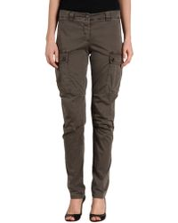 P.A.R.O.S.H. Casual Pants - Lyst