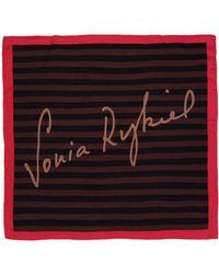 Sonia Rykiel Square Scarves - Brown