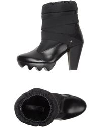 Adidas Slvr Ankle Boots - Lyst