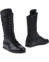 Camper Ankle Boots - Lyst