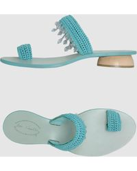Don Ciccillo High-Heeled Sandals - Lyst