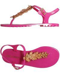 DSquared² Thong Sandal - Lyst