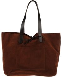 Jucca Large Leather Bags - Brown
