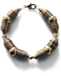 Laura Lombardi Formosa Bracelet - Lyst